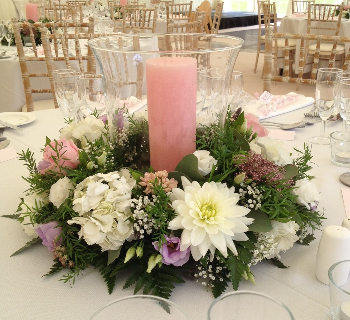 Wedding Flowers Kent: Colonnade Florist, Tunbridge Wells